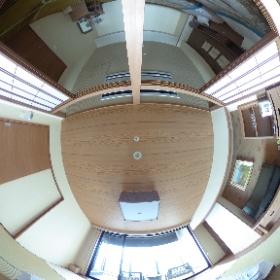 ホテル三日月「富士見亭」の基準室はこんな感じ。 www.mikazuki.co.jp/ryugu/fujimitei/#Room #アクアラインイースト #theta360