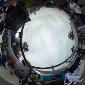 FormulaE HK BMW Booth #miku360 #theta360