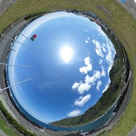 foto 360 no ponto mais ocidental da europa #theta360