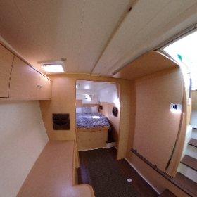 2012 Lagoon 400 Owners Version Catamaran FIELD TRIP - Owners Cabin