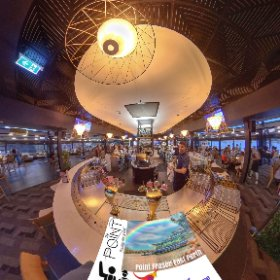 360 spherical The Point Bar & Grill swan river Point Fraser, upper level venue sweeping river views east and West  SM hub https://linkfox.io/Kngm3 BEST HASHTAGS  #ThePointBarrGrill    #PointFraserPerth  #PerthCity  #Firefly3d #theta360