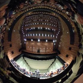 2 Symphonieorchester Vorarlberg  Mahler 7 20-10-17 Feldkirch Monforthaus  mit Kirill Petrenko  #theta360de