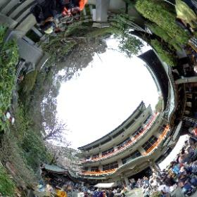 Shigisan Zenigame Festival at Senjuin Temple #theta360