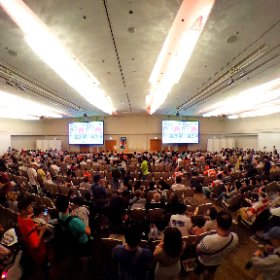 小田急ホテルセンチュリー相模大野パブリックビューイング #RWC2019 #ラグビーワールドカップ #theta360