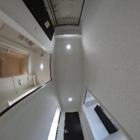 リオグランデ:2LDK:玄関・廊下 #theta360
