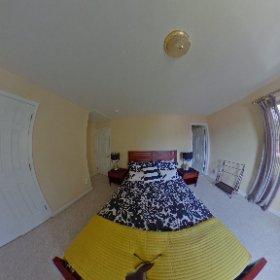 2nd bedroom #theta360