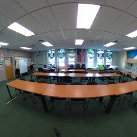 Pacifica High School - ASB room