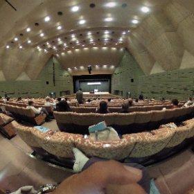 年一回の宅地建物取引士の法定講習会の様子です。初めて360°カメラ撮影をUPしました。 #theta360
