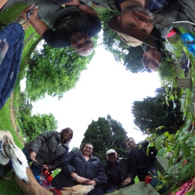 A few of the faces from the #1984symposium #theta360uk
