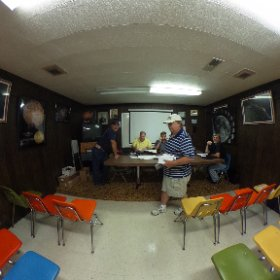Lecture Hall at Wahnsiedler Observatory, Lynnville Park. #theta360