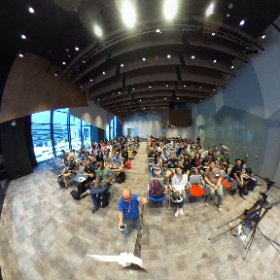 Better view of the crowd #pcampsg