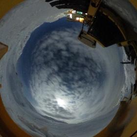 富山県 立山 みくりが池温泉 #theta360