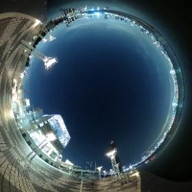 2017.10.9 晴海客船ターミナル #theta360