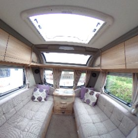 Coachman Pastiche 520 2013 for sale with lots of extras. 360 living area view. https://www.pirancaravansales.co.uk/346-coachman-pastiche-520-4-2011 #caravan for sale