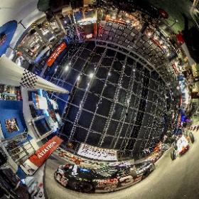 Motorsports Hall of Fame of America, Daytona Beach, Florida, Fenruary 2016 #theta360