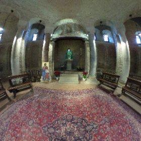 Chiesa S. Sofia - interno