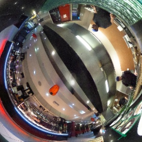 Wing Wah Chinese Restaurant & Bar (Coventry) LIVE KITCHEN #theta360