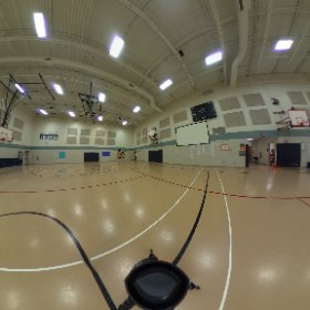 North Grove - Gym #theta360