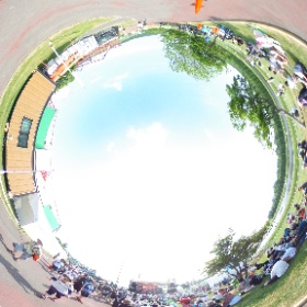 JOIN ALIVE 2017 / LAKE SIDE #theta360