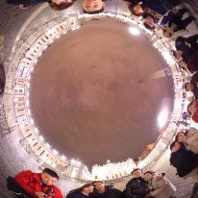 聖彼得大教堂夜拍 #snow3d #theta360
