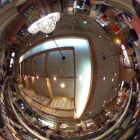 360 Dinner: Kaiten Sushi