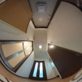 チサトハイツ2 室内玄関