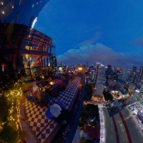 Compass sky view Hotel Suk Soi 24 Bangkok