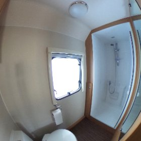 Elddis Xplore 540 2011 - full awning just £7995 360 bathroom area view. https://www.pirancaravansales.co.uk/465-elddis-xplore-540 #caravanforsale