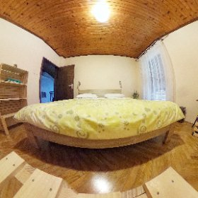 Vesna's Herbal rooms in Plave #socavalley #slovenia #theta360