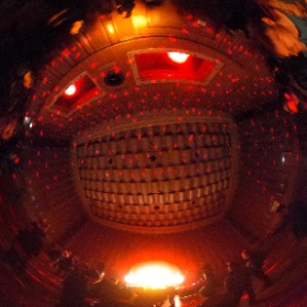 Clark & Nathan Fake #Funkhaus #Berlin #theta360