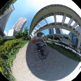 お台場サイクリング