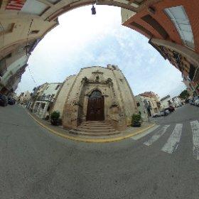Iglesia de Alcoletge #theta360