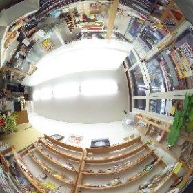 安藤食品サンプル製作所さんの内装360度写真♪ #theta360