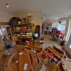 Alpine Lifestyle Boutique, Ilkley, LS29 8DE. #theta360 #theta360uk