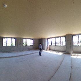 2階部分(公園側)