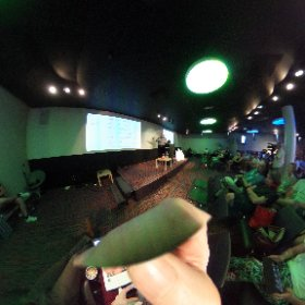 stephen downes session #learningtechday  #theta360