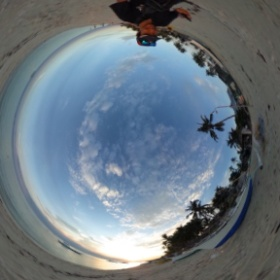 360°写真をフィリピン・バンタヤン島で撮ってみた^^