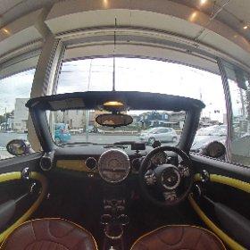 #ミニクーパーSコンバーチブル#4人乗りオープンカー専門店バランス#27U7#MINICooperS