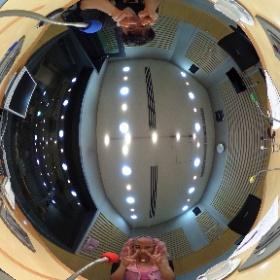 青山テルマのREPROFILE #青山テルマ #REPROFILE #ニッポン放送 #シースリー #theta360