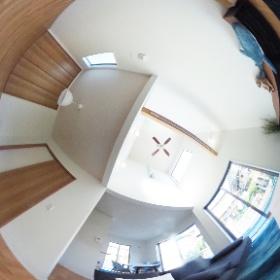 上柏尾オープンハウスリビング360度カメラ