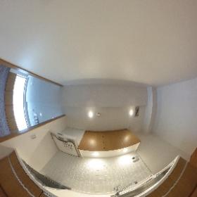 トキオン西麻布/キッチン/1K/79.20㎡/3F/360°内見画像  http://ebisu-fudousan.com/rent/2125/  #六本木 #広尾 #賃貸   #theta360