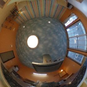 末広旅館1階会食用特別室 #theta360
