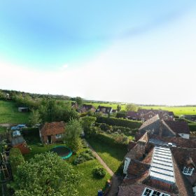 Holly Berry from above #theta360uk