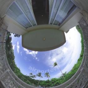 360 club bali, anyer - balkon