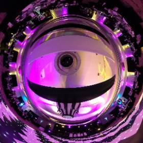 The Blue Parrot Company Dream Circus at the BA Flying Start Ball in the Glasgow City Hotel  #theta360 #theta360uk