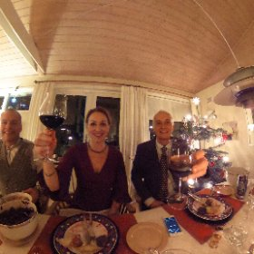 Christmas dinner in Norway