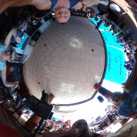 SkyBar with Les,Donna,Pete & Sarah #theta360