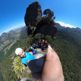 Caixa de Fósforo - Parque Estadual dos Três Picos