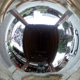 #本山佛光寺 #HonzanBukkoji #手水舎 #Temizusha #RICOH #thetas #パノラマvr #panoramavr #Japan #京都 #Kyoto #theta360