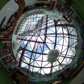 A wild west saloon install at The Forge Shopping Centre in Glasgow by The Blue Parrot Company   #PropMeUpScotland #eventdesign #eventdecor #EventStyling  #theta360 #theta360uk